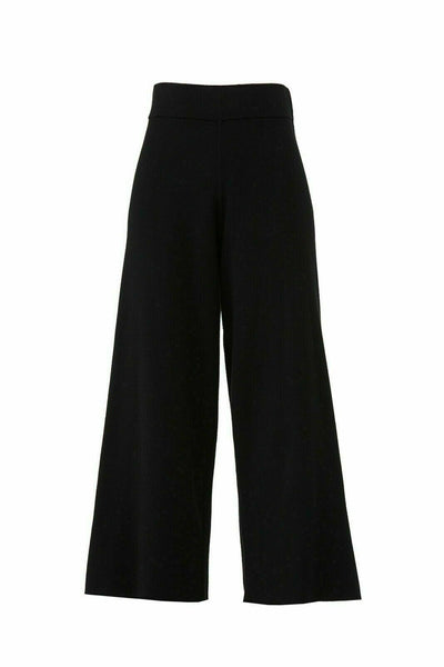 Pants Small High Capris Cropped-