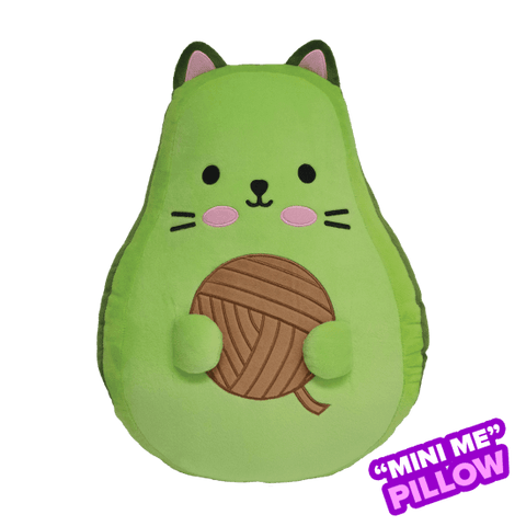iscream - Mini Avocato Pillow