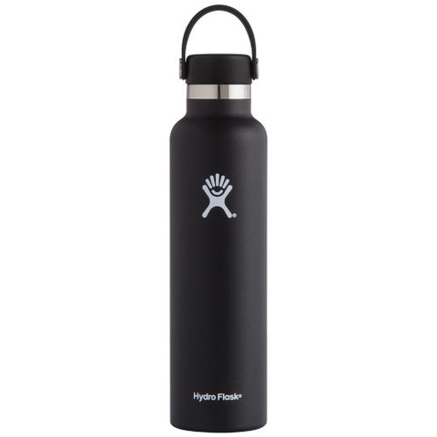 Hydro Flask - 24 oz Black Water Bottle