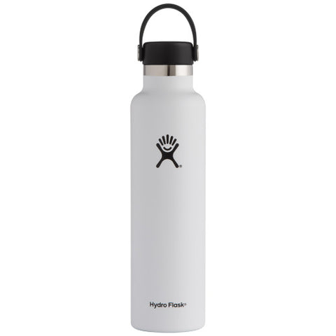 Hydro Flask - 24 oz White Water Bottle