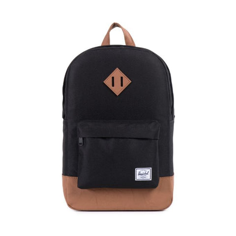 Herschel - Heritage Mid Backpack-Black