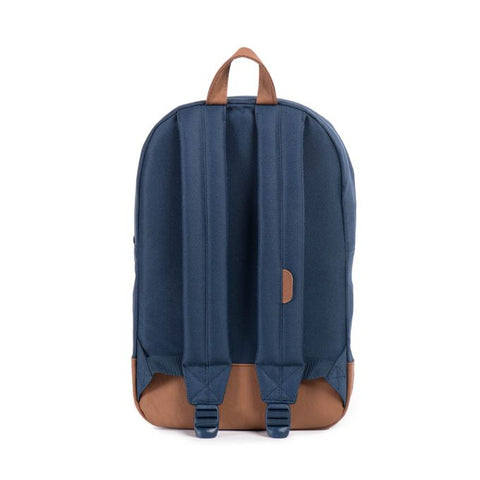 Herschel - Heritage Mid Backpack-Navy