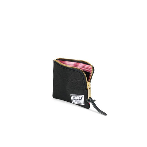 Herschel - Johnny + Wallet-Black