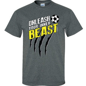 Image Sport - Unleash Your Beast Soccer Shirt