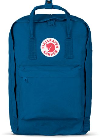 "FJÄLL RÄVEN-Kanken 15"" Laptop-Lake Blue"