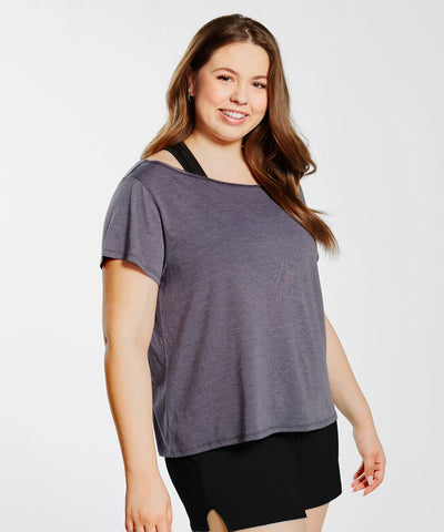 Soffe - Plus Size T-shirt