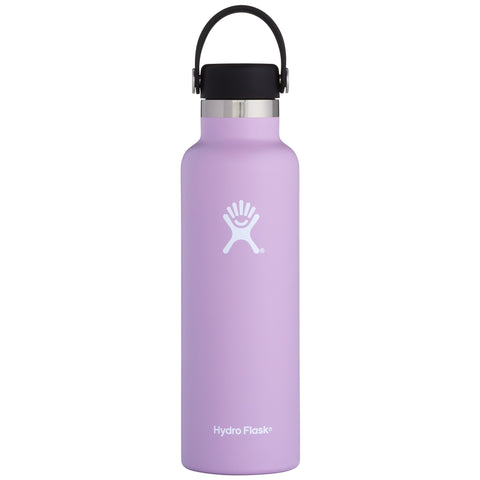 Hydro Flask - 21 oz Lilac Water Bottle