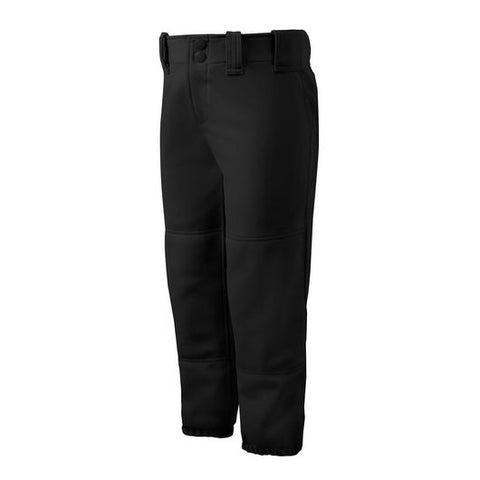 Mizuno Belted Low Rise Fastpitch Pant