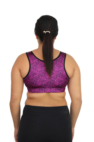 Enell - Sports Bra NL-100-Prints