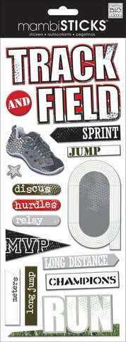 Me & My Big Ideas- Track and Field Stickers