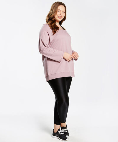 Soffe - Plus Size Crew Pullover