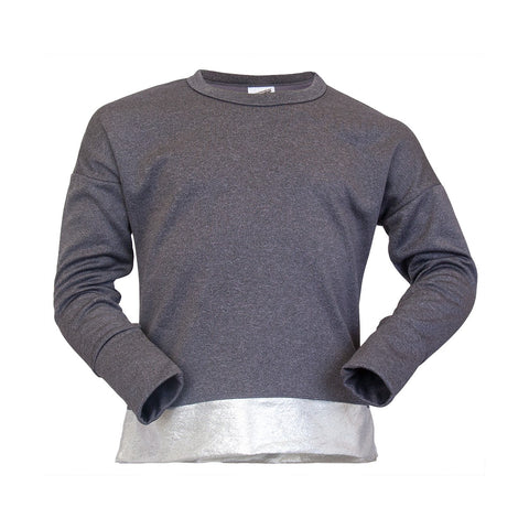 Soffe - Youth Boxie Metallic Crew