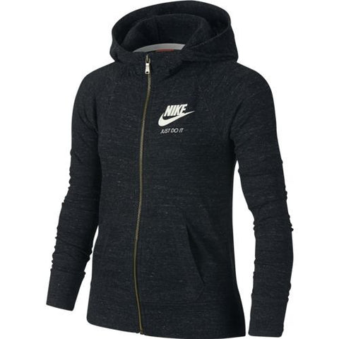 Nike Gym Vintage Full-Zip Youth-Clearance