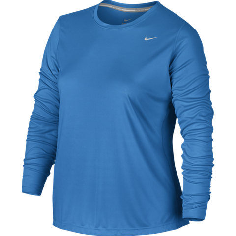 Nike - Women's Dry Miler Longsleeve Run Top