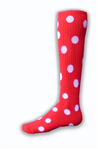 "Red Lion - ""Dot"" Socks"