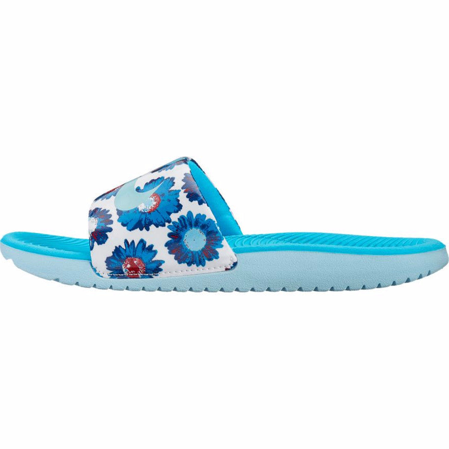 da71d616e1ca93 Nike Youth Kawa Print Slide - Aries Apparel
