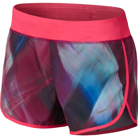 Nike Girls' Print Running Short