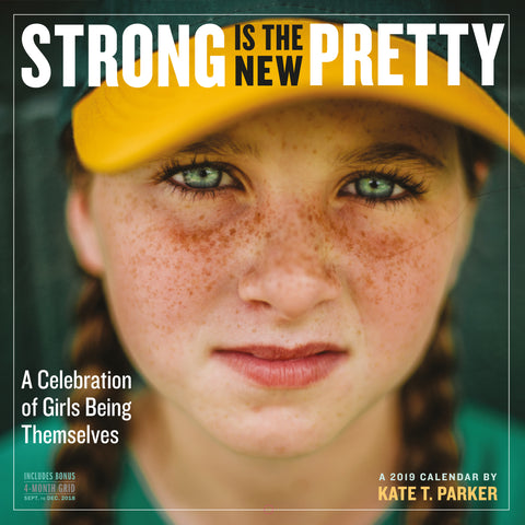 Workman Publishing -Strong is the New Pretty 2019 Calendar