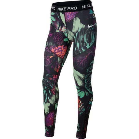 Nike - Youth Pro Printed Tights