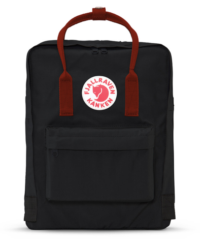 FJÄLL RÄVEN - Kanken Backpack-Black/Red