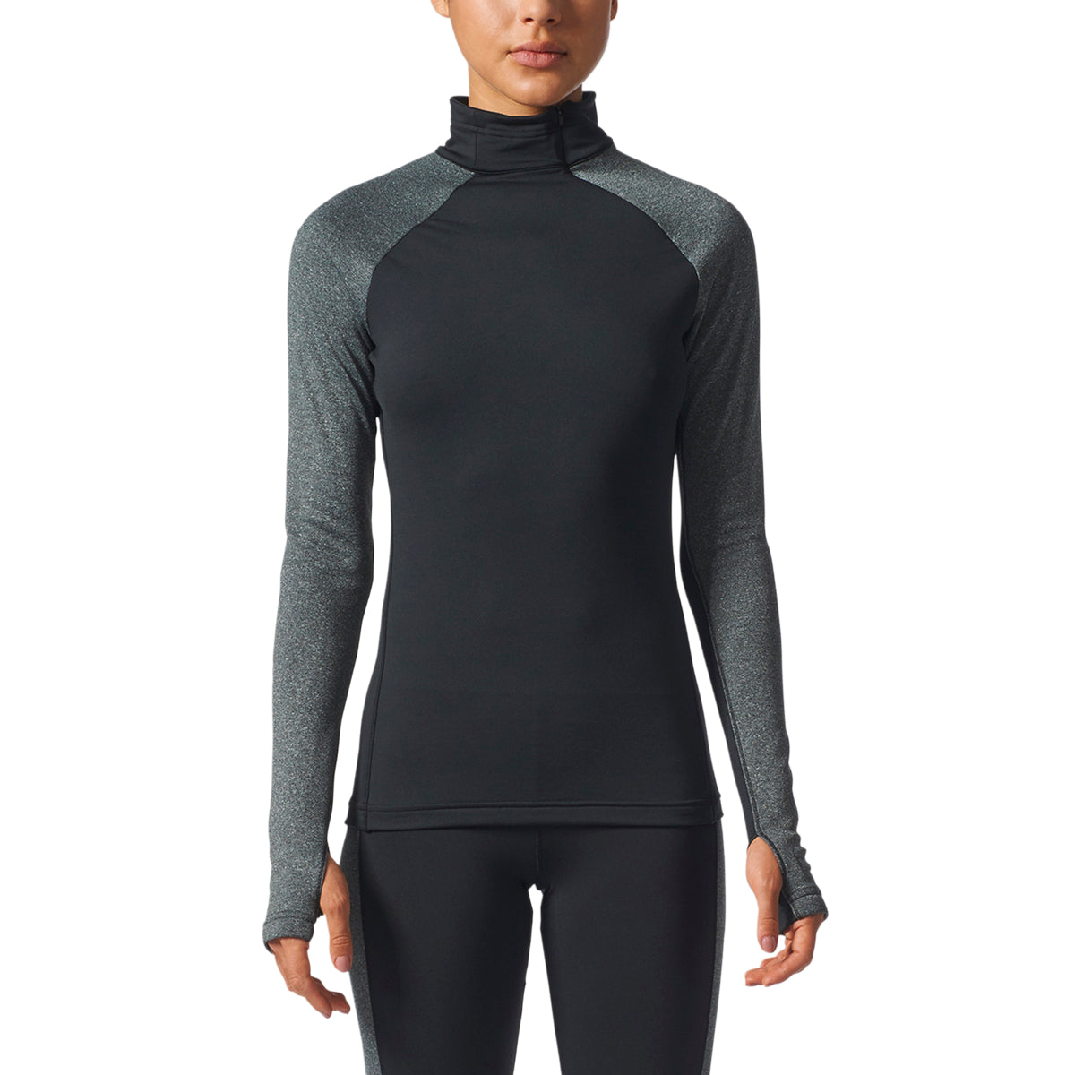 Adidas Tech Fit cold weather Long Sleeve Top Aries Apparel