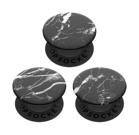 Popsockets - POPminis-Black Marble
