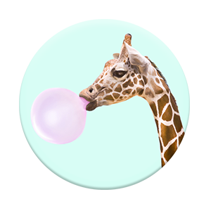Popsockets - Bubble Gum Giraffe