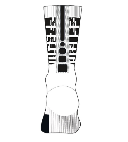 Nike Dry Elite 1.5 Graphic Crew Sock