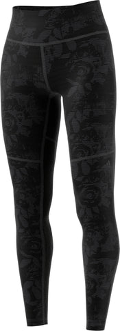 adidas - Women's High Rise Printed Tight