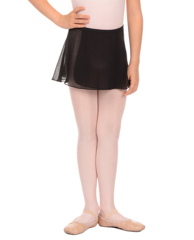 Danskin-Girl's Sheer Wrap Skirt