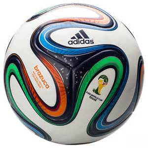 adidas - Brazuca Top Replique Soccer Ball