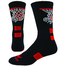 Red Lion Hoops Basketball Sock