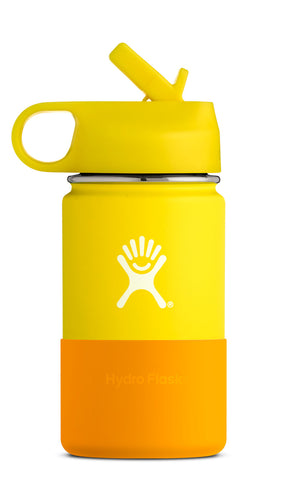 Hydroflask-12 oz Wide Mouth Water Bottle