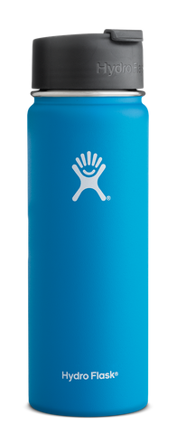 Hydro Flask - 20 oz Wide Mouth Pacific Water Bottle