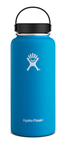 Hydro Flask - 32 oz Wide Mouth Pacific Water Bottle