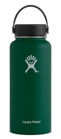 Hydro Flask - 32 oz Wide Mouth SAGE Water Bottle