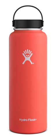 Hydro Flask - 40 oz Wide Mouth Tangelo Water Bottle