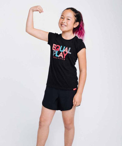 Goal Five - Equal Play Youth Tee