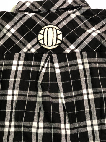 Aries Apparel - Volleyball Flannel Shirt