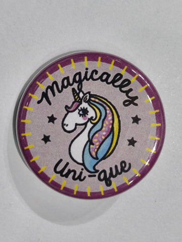 Well...This Is Awkward - Uni-Que Button Pin