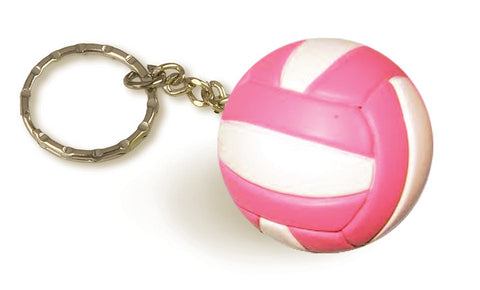Tandem Sport Volleyball Key Chain