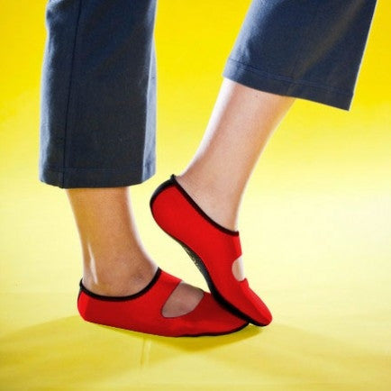 NUFOOT - Mary Jane Barefoot Shoes