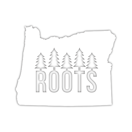 Stickers Northwest-OR Roots Decal
