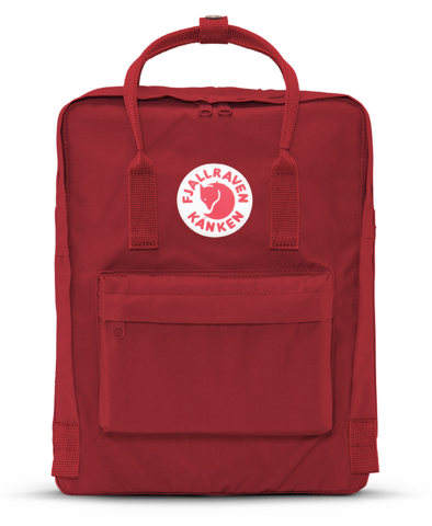 FJÄLL RÄVEN - Kanken Backpack-Red