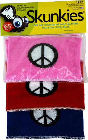 "Skunkies ""Peace Sign"" Odor Eliminator"