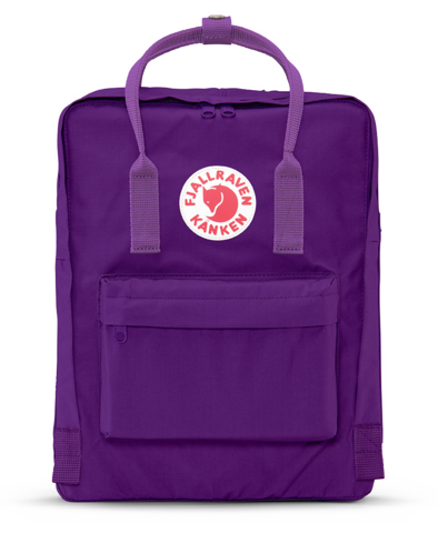 FJÄLL RÄVEN - Kanken Backpack-Purple/Violet