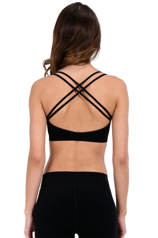 Idea Collection - Double Cross-back Bra