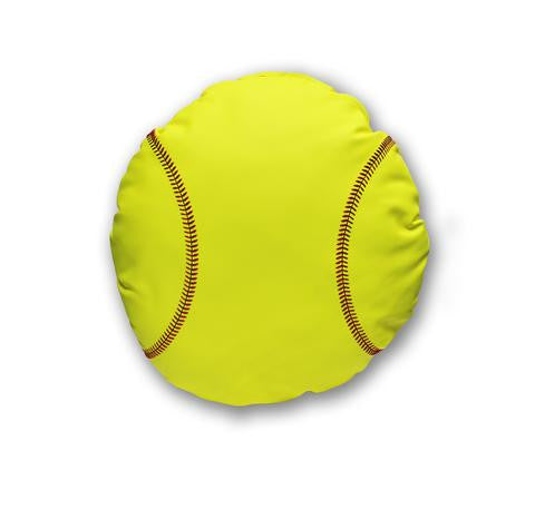 Zumer Softball Pillow