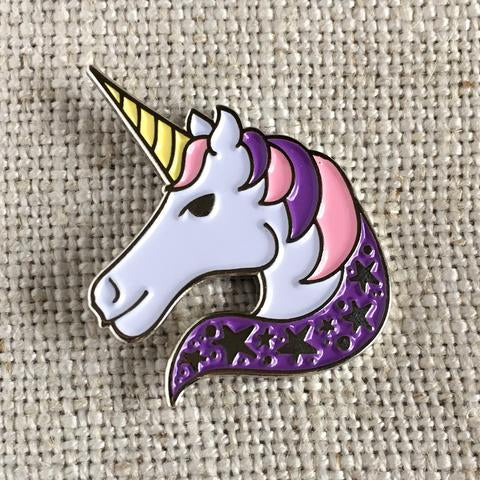 acbcDesign-Unicorn Pin