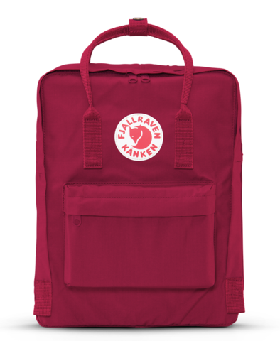 FJÄLL RÄVEN - Kanken Backpack-Plum